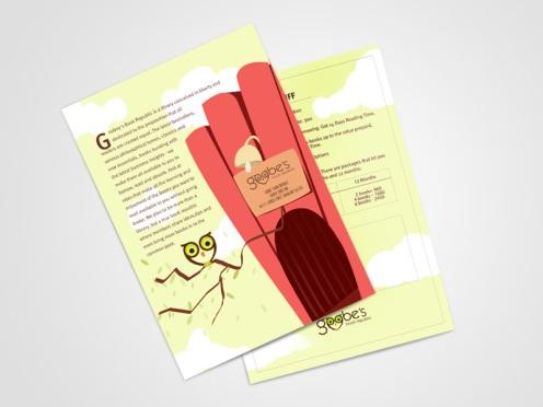Goobe's Book Republic Flyer